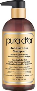 Anti-Hair Loss Shampoo