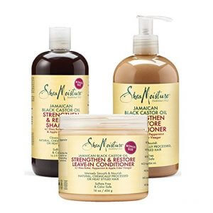 Afro american hair growth products