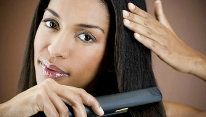 Best Temperature To Flat Iron Natural Hair