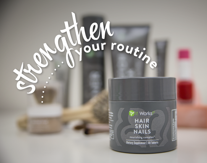 It Works Hair Skin and Nails Reviews